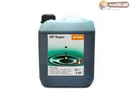 Моторно масло полусинтетично Stihl HP Super 5 л