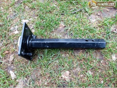 Полуоска шестостен 24 мм диференциална за мотофрезаПолуоска шестостен 24 мм диференциална за мотофреза