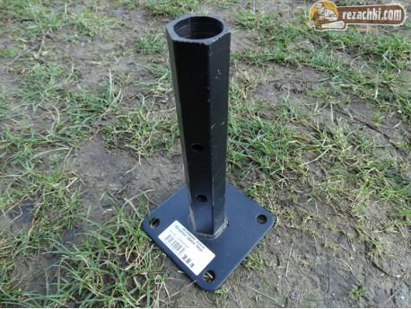 Полуоска шестостен  24 мм / 20 см за мотофреза