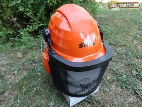 Предпазна каска, шлем и антифони Aero Light Щил - Stihl