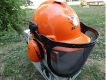 Предпазна каска, шлем и антифони Standart Stihl