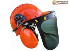 Предпазна каска, шлем и антифони