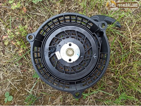 Стартер за двигател с вертикален вал