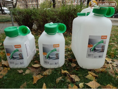 Tуба за гориво /бензин/ 5 л Stihl