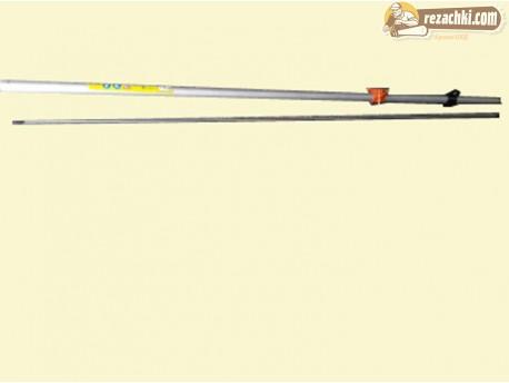 Вал 9 шлици и тръба моторна коса - храсторез Viki CG430