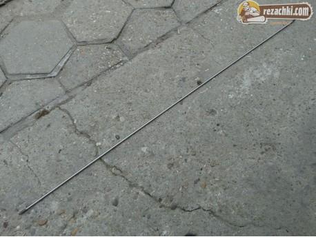 Вал дълъг за китайска моторна коса 7 шлици