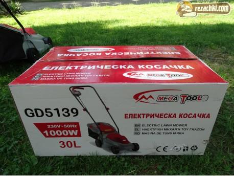 Електрическа косачка за трева GD 5139