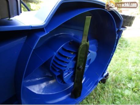 Електрическа косачка за трева BG-EM 1437