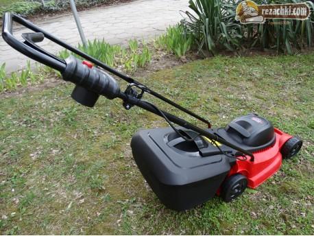 Косачка електрическа МТД - MTD Smart 38EК 1400 W