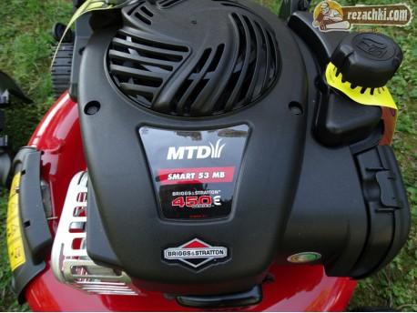 Косачка за мулчиране MTD Smart 53 MB