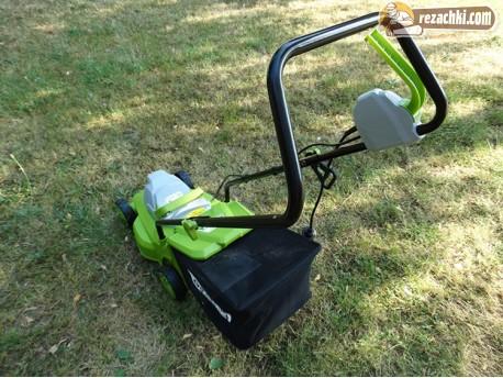 Електрическа косачка за трева GD113
