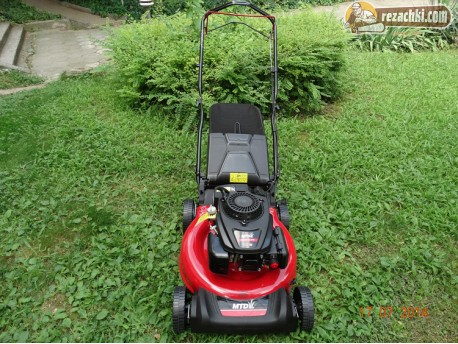 Косачка за трева моторна, самоходна MTD Smart 53 S