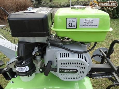 Мотофреза Gardenia GD 17 M MEGA чугунен редуктор