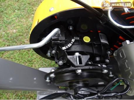 Мотофреза Pubert Aro 40H C3 - 2+1 скорости