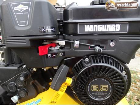 Мотофреза Texas Fusion 10B Vario Brigss&Straton