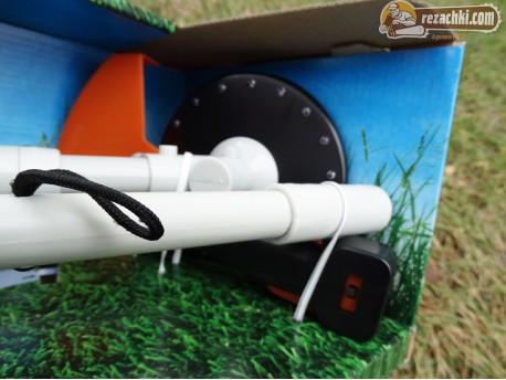 Детска играчка - моторна коса с батерии Stihl