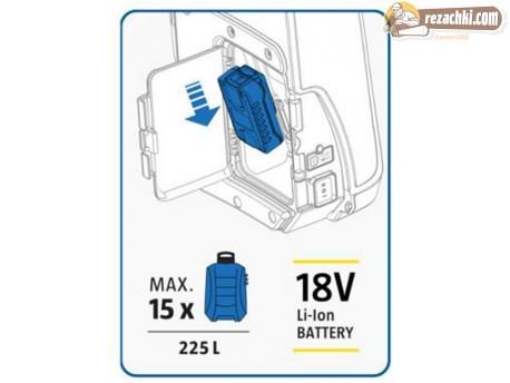 Пръскачка електрическа 15 л MATABI Еvolution LTC - 18V Li-ION