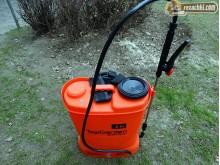 Електрическа пръскачка с акумулатор TopGarden 16 л