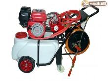 Пръскачка с двигател и резервоар 50 л