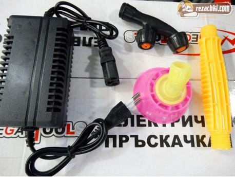 Електрическа пръскачка с акумулатор Mega Tools