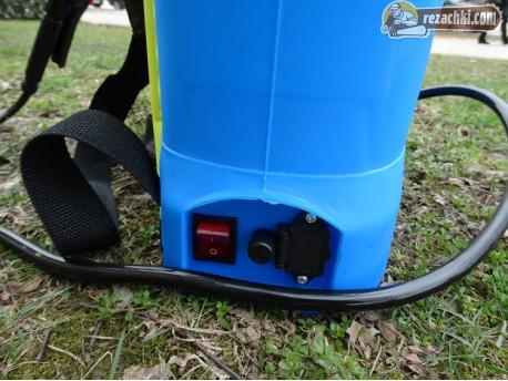 Електрическа пръскачка с акумулатор / акумулаторна пръскачка 16М5