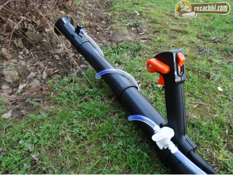 Моторна пръскачка Gardenia 3WF-3 Profi