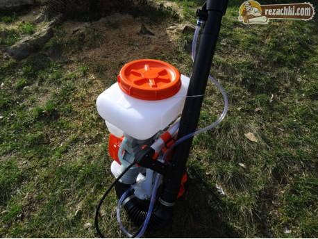 Моторна пръскачка Gardenia 3WF-3S Profi