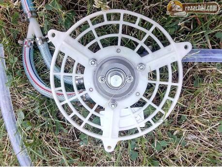 Помпа нагнетателна за моторна пръскачка - метална