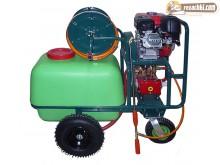 Пръскачка с двигател и резервоар 100 л