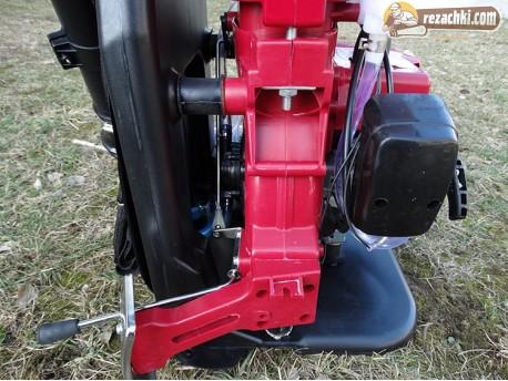 Моторна пръскачка с помпа Raider RD-KMD02