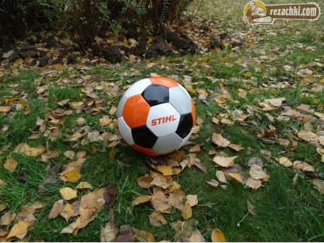Футболна топка Щил STIHL