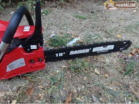 Резачка за дърва - моторен трион Raider RDP-GCS21