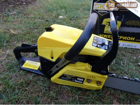 Резачка за дърва / моторен трион Sico 4500