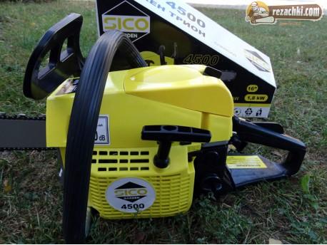Резачка за дърва - моторен трион Sico 4500