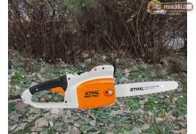Резачка за дърва - електрически трион Stihl MSE 170 C-BQ