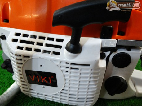 Резачка за дърва - моторен трион Вики - Viki 5200