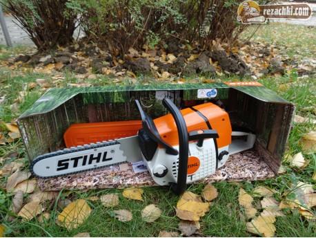 Детска играчка резачка за дърва с батерия STIHL