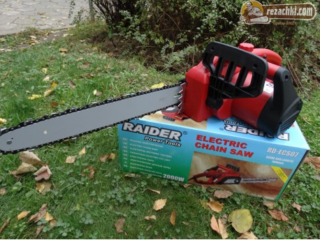 Електрическа резачка за дърва Raider RD-ECS07