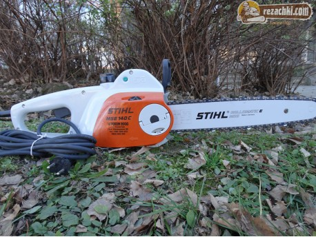 Резачка за дърва - електрически трион Stihl MSE 140 C-BQ