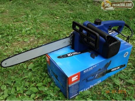 Резачка за дърва - електрически трион  Einhell BG-EC 2240