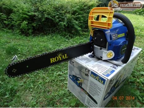 Резачка за дърва - моторен трион Einhell RPC 2045