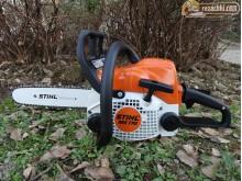 Резачка за дърва - моторен трион Stihl MS 170