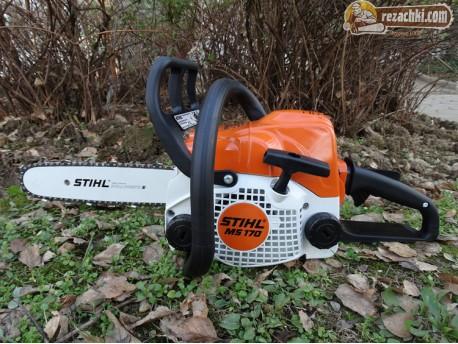 Резачка за дърва - моторен трион Щил - Stihl MS 170