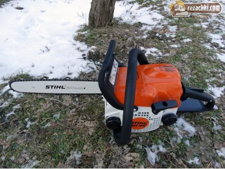 Резачка за дърва - моторен трион Щил - Stihl MS 180