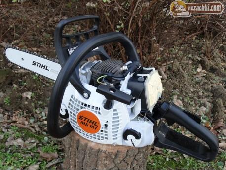 Резачка за дърва - моторен трион Щил - Stihl MS 181