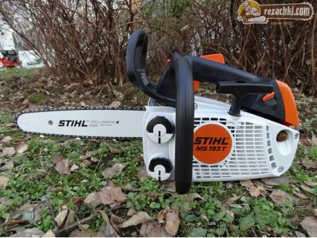 Моторен трион - кастрачка Щил Stihl MS 193 T