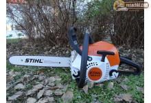 Резачка за дърва - моторен трион Stihl MS 211 C-BE