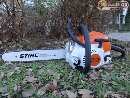 Резачка за дърва - моторен трион Щил - Stihl MS 211 C-BE