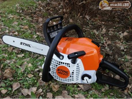Резачка за дърва - моторен трион Щил - Stihl MS 211
