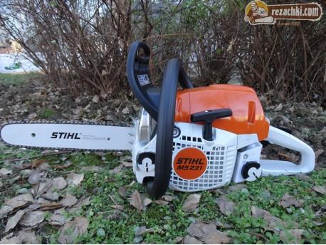 Резачка за дърва - моторен трион Щил - Stihl MS 231